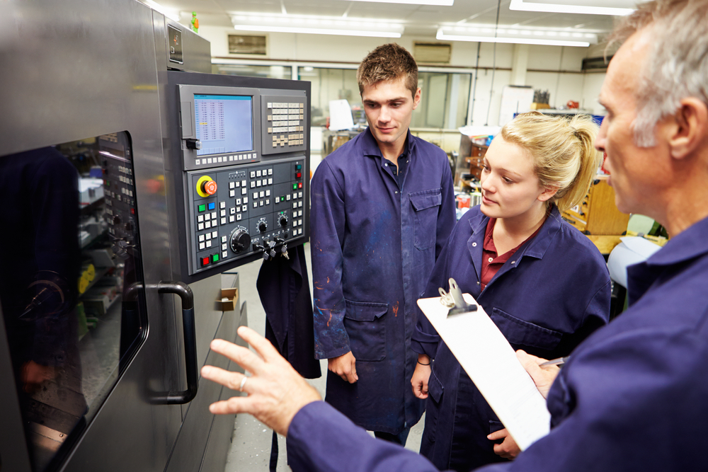 Manufacturing Offers Solid Career Opportunities
